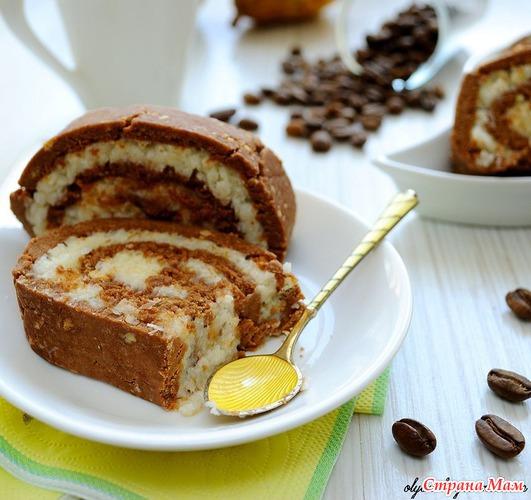 рецепт торта баунти без выпечки