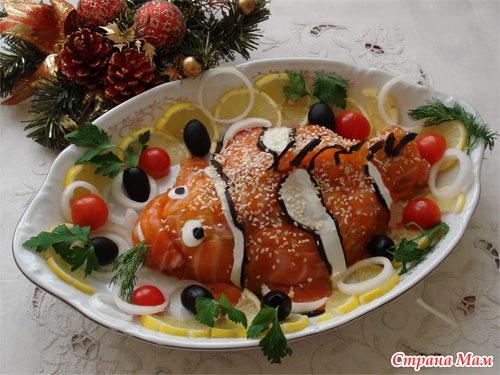 детские салаты с рецептом на день рождения