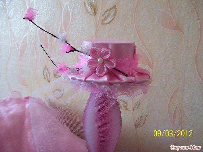 Шляпка на конкурс своими руками для девочки в детский сад