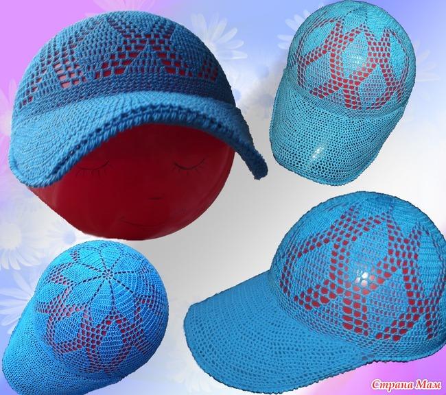 Видео вязания кепки для мальчика