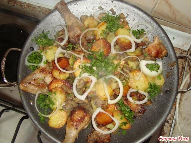 Второе блюдо с фото из говядины