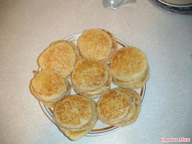 Печенье оладушки рецепт