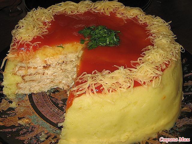 Мясо вкусный рецепт с фото