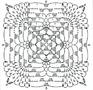"""Метки рукоделие вязание крючком ажурные квадраты мастер-класс - Комментарии. .   """"Красивые схемы мотивов из старых..."""