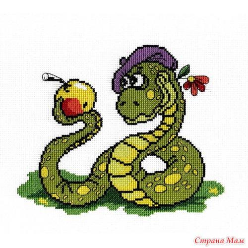 Новогодний Змей - быть или не
