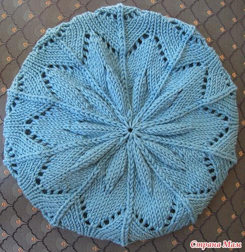 Free Knitting Pattern Dk Beret : ????? ??????? ??? ???????. ??????? - ??????? - ?????? ???