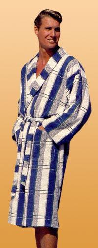Выкройка мужского халата. Пошаговое построение.