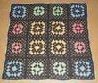 Описанную технологию вязания японских ковриков крючком путем. описанию коврик с кольцами по окружности из мусорных...