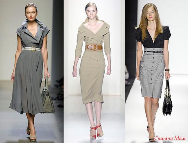 Модные юбки сезона осень зима 2012 2013