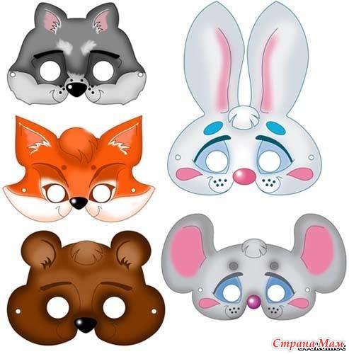 Как сделать маску мышки поэтапно