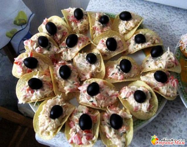 Вкусные и простые закуски с фото