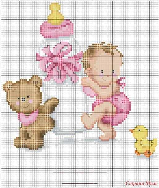 Делюсь метриками для младенцев