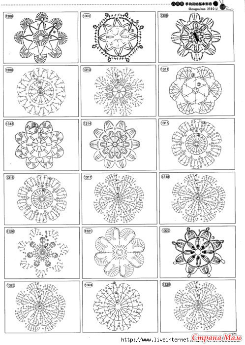 схема цветов
