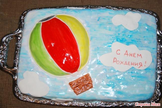 Открытый торт с малиной фото 4
