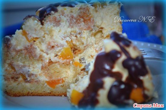 Панчо персиками рецепт фото