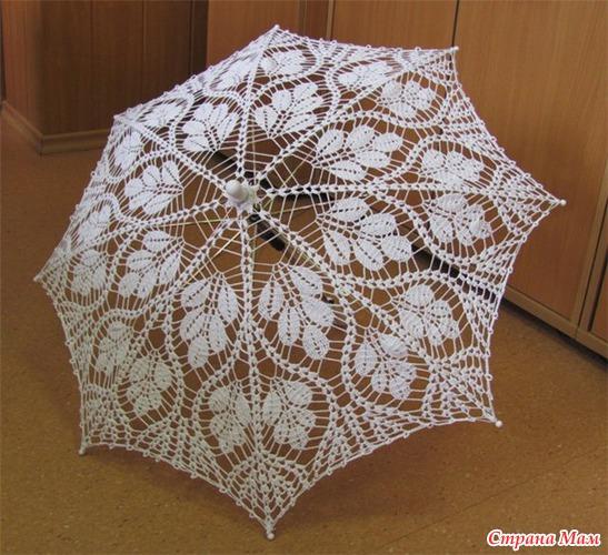 и фото шикарного зонтика: