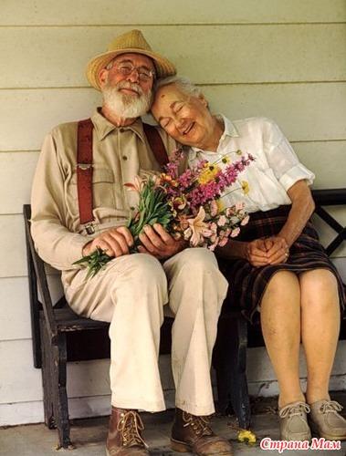 голый бабушки и дедушки фото