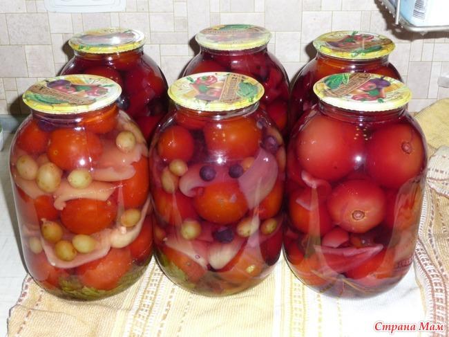 рецепт синеньких с помидорами с фото
