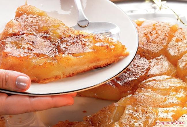Что приготовить из яблок сладкое