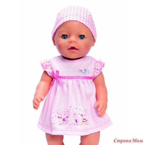 Платье вязаное на беби бона