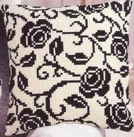 Монохром схема подушка