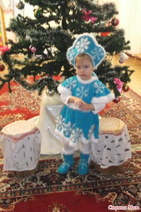 Новогодние костюмы своими руками для 2 летнего мальчика