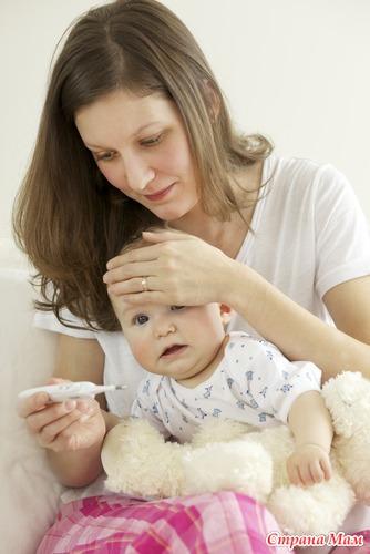Почему повышается или понижается температура у детей и как правильно действовать