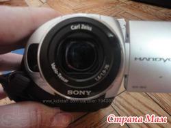 Камера Sony DCR-SR42E