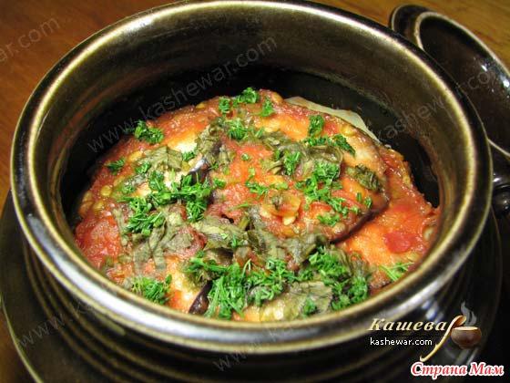 Азербайджанская кухня рецепты буглама 102