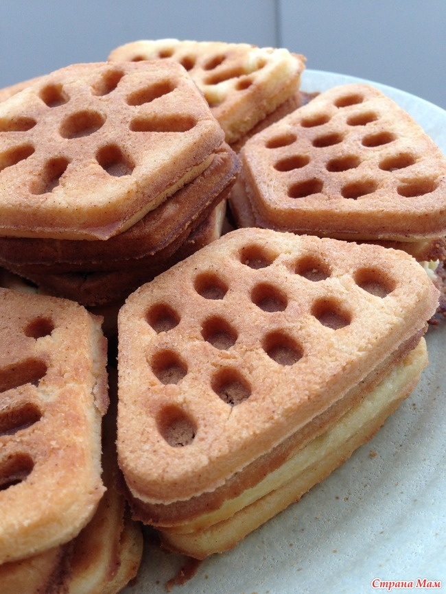 Рецепты печенья для орешниц