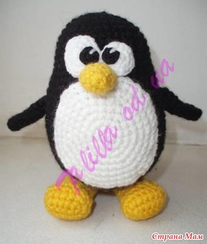 Пингвин Tux