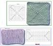 Как связать фиолетовый квадрат - схема вязания крючком. реферат непосредственные умозаключения.