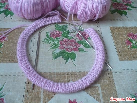 Набор петель для вязании шапок