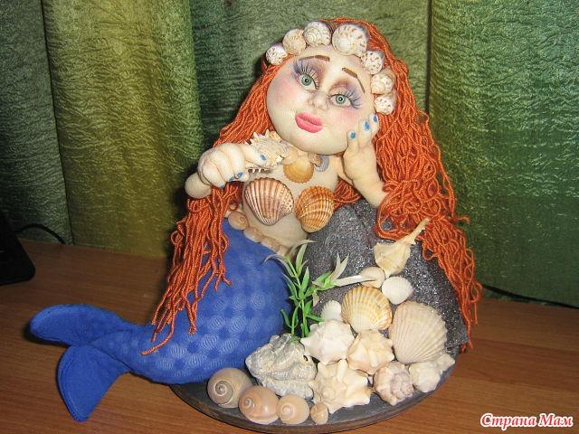 Страна мастеров кукла из капрона своими руками