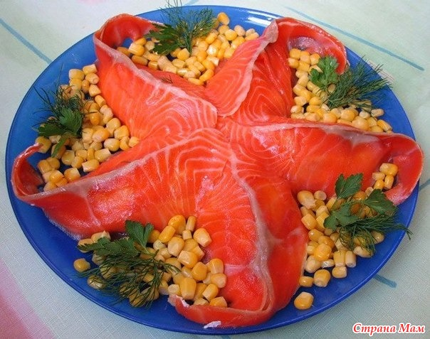 Праздничные салаты с фотографиями блюд