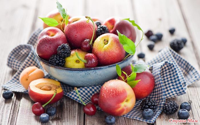 обои для рабочего стола фрукты красивые № 497548 без смс