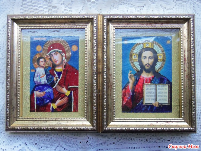Подарки на свадьбу иконы 90