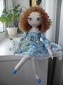 Весенняя кукла своими руками 48
