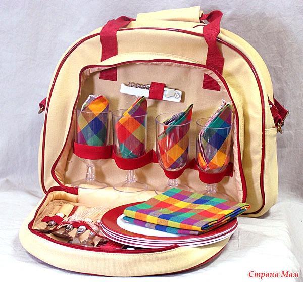 Рюкзак для пикника своими руками рюкзак aether 60