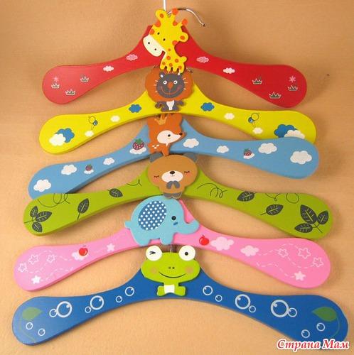 Плечики для детской одежды