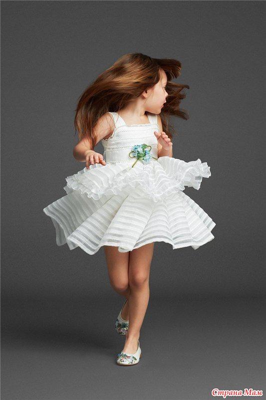 Фото платья дети 2