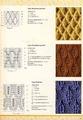 Вязаные спицами шарфы - Модное вязание для всей семьи. сообщение о победе в великой отечественной войне.
