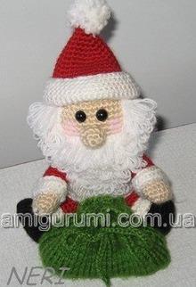 Дед мороз к новому году!