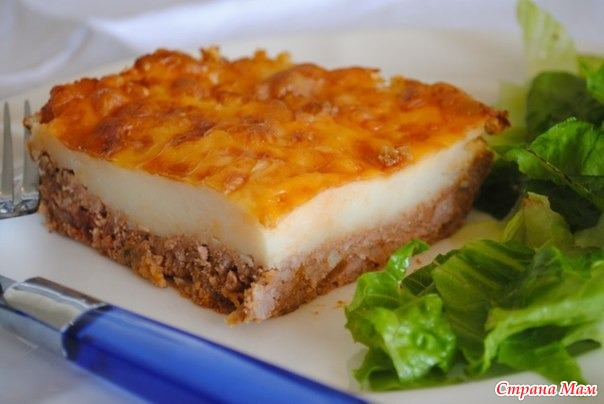 запеканка французски рецепт фото