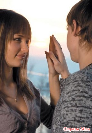 Влюбленный подросток - что с этим делать?