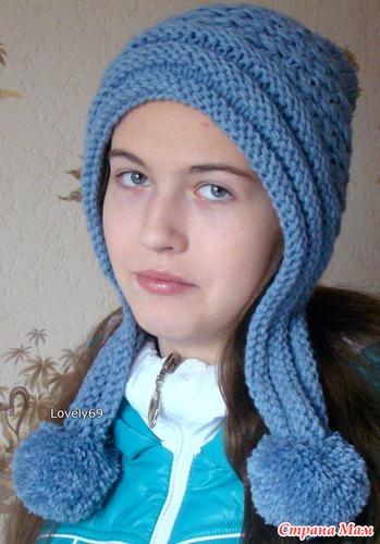 Маргаритка вязание спицами