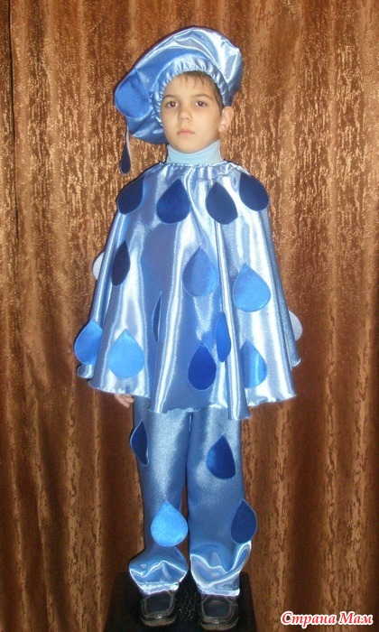 Дождик или как дети стимулируют к творчеству - Страна Мам