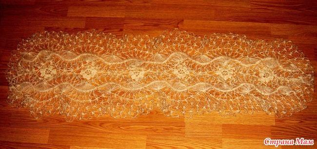 вязание бактуса соломоновыми петлями