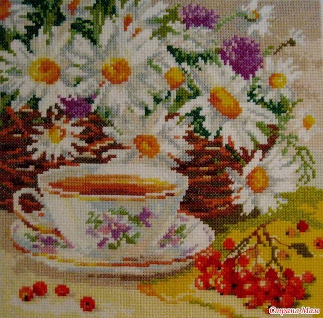 Полуденный чай - Страна Мам
