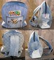 Детский рюкзак для самых маленьких выкройка и мастер класс. форма заполнения резюме для устройства на работу...
